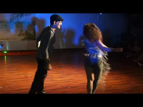 00033 ZLBF2016 Artistic Performance by Leticia and Pablo ~ video by Zouk Soul