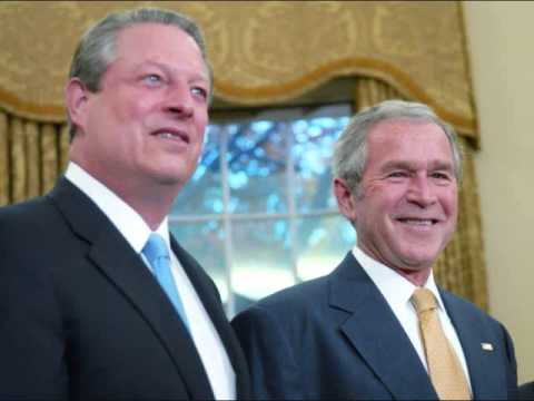 George W. Bush and AL Gore interview on 2012 elections