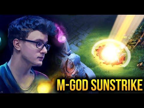 That INSANE SUNSTRIKE - Miracle- [Invoker] Dota 2