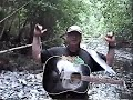 Bigfoot Song in Bluff Creek near the PG film site July 2006