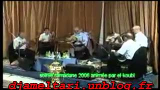 koubi à espace casbah ramadane 2006