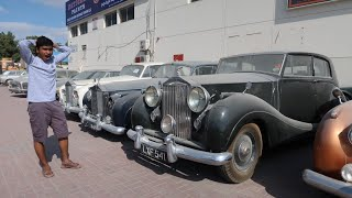 $15 MILLION WORTH OF ABANDONED ROLLS ROYCES IN DUBAI