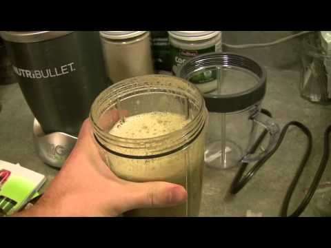 The Nutribullet - Quick Demo