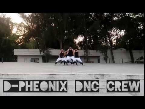Jee Krda    Krump mix    D-Phoenix dance crew