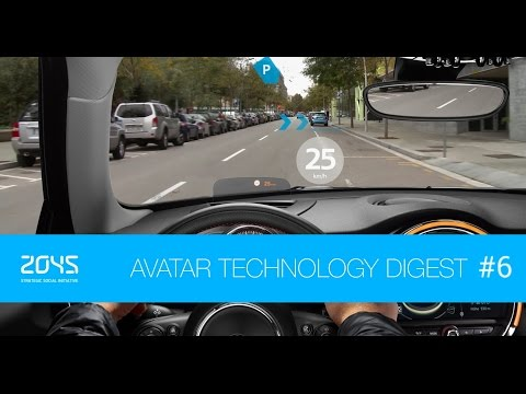 #6 Avatar Technology Digest / Robot Chef, Augmented Vision, Google's robot army, DARPA software etc.