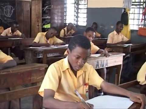 EDUCATION IN CRISIS GHANA