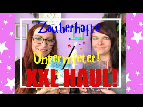 XXL BÜCHER HAUL! | Neuzugänge Oktober 2018 | Der Buchschnack