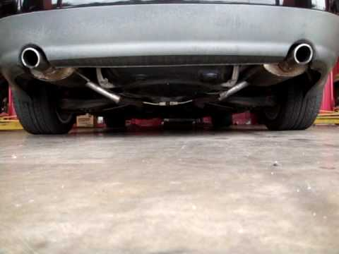 02 audi a4 1.8t borla mufflers and forge diverter valve