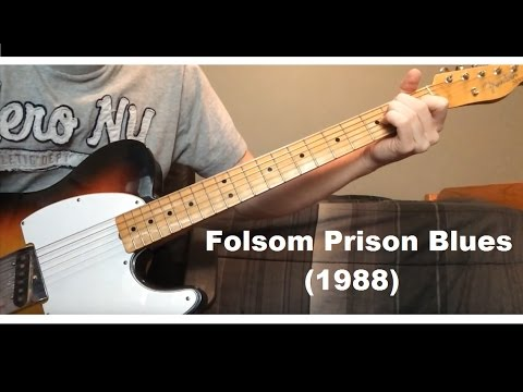 Folsom Prison Blues (1988) by Johnny Cash - Luther Perkins Instrumental