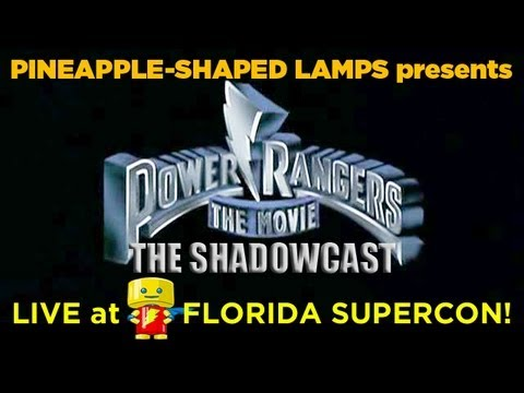 Mighty Morphin Power Rangers: The Movie: The Shadowcast (live From Florida Supercon!) video