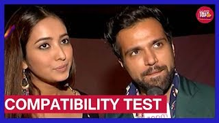 Rithvik & Asha's Compatibility Test, Talk About Their Look & Marriage Plans | Exclusive