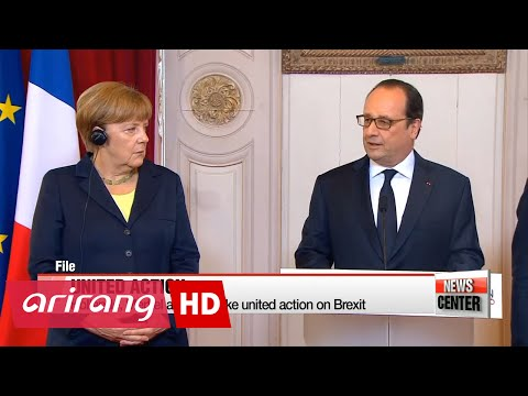 Germany and France to change the political landscape of EU after Brexit
