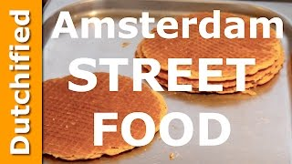 Amsterdam Street Food - all the best to try