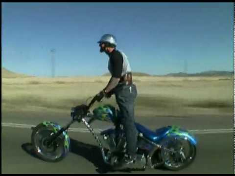 West Coast Choppers tribute