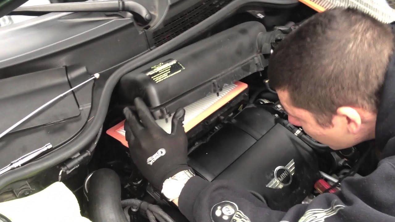 How To  Mini Cooper S R56