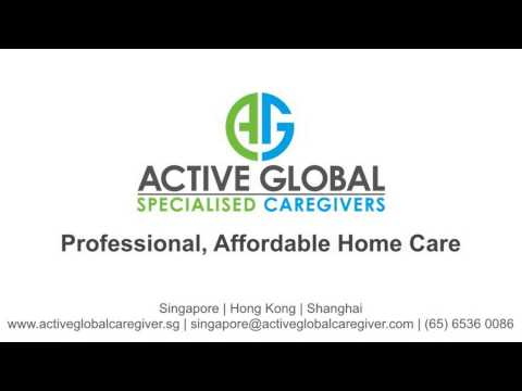 Active Global Specialised Caregivers on Singapore's 93.8LIVE Radio's Breakfast Club Talkshow