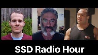 SSD Radio hour III: Food addiction, wiring to Binge, Crash dieting, and more...