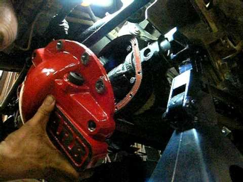Jeep Wrangler Dana 30 Front Differential Aussie Locker Install