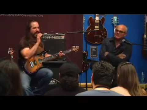 Guitar Center Sessions: John Petrucci-Technique