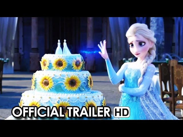 Cinderella's Frozen Fever Official Trailer (2015) HD