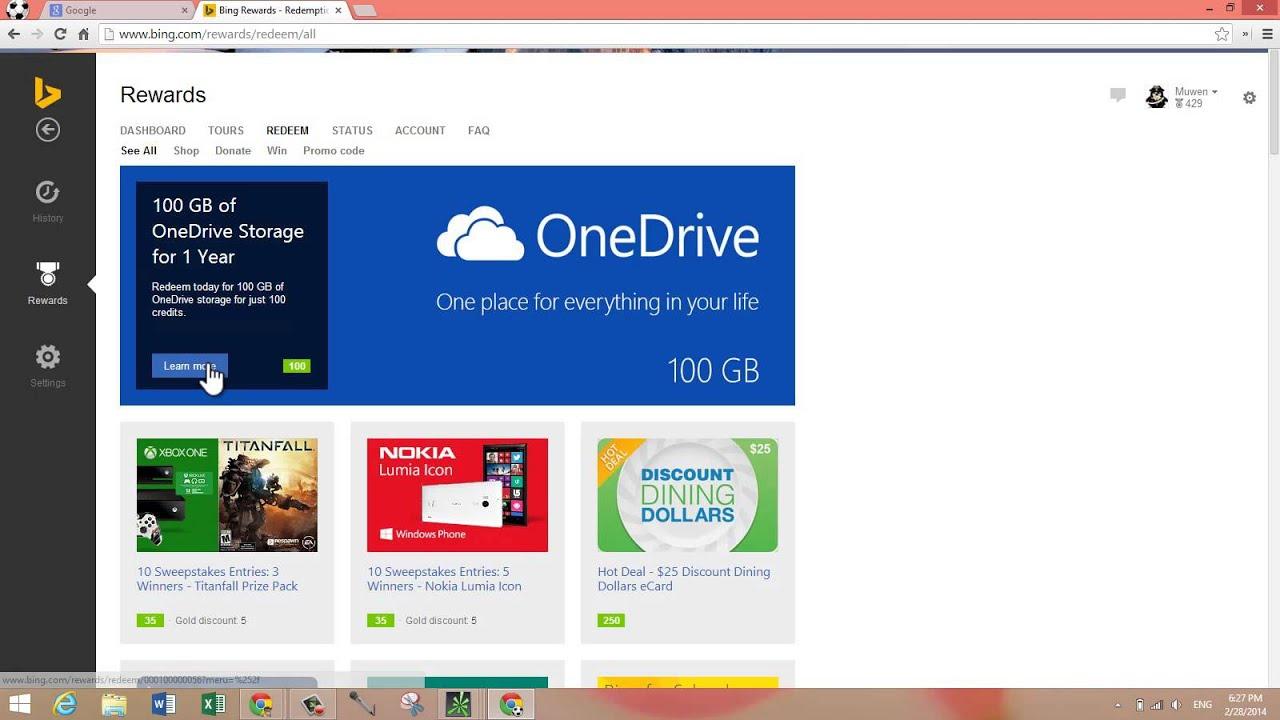 100 gb cloud space usa