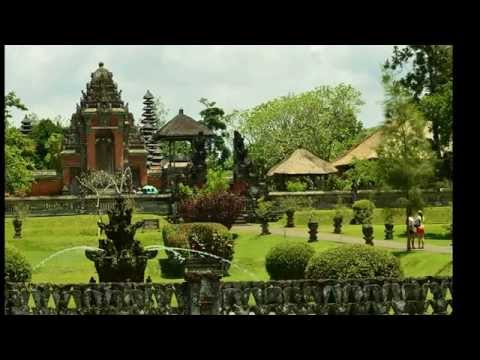 Top 10 Tourist Attractions in Indonesia | Tourism History Taman Kertha Gosa Klungkung Palace Part#2