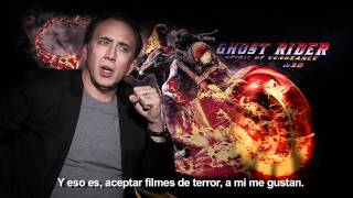 Entrevista con Nicolas Cage_ 'Ghost Rider 2_ Spirit of Vengeance'
