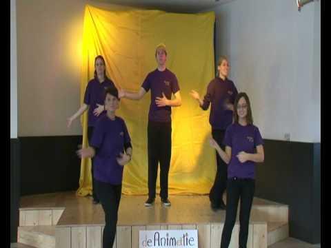 Slagharen: Kinderdans Tapati tapata