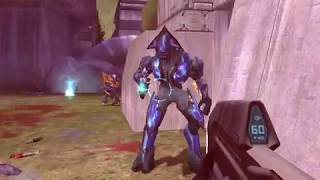 HALO Combat Evolved mision 2 HALO