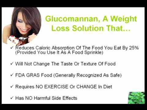 Glucomannan Konjac Weight Loss   An Expert Glucomannan Revie1