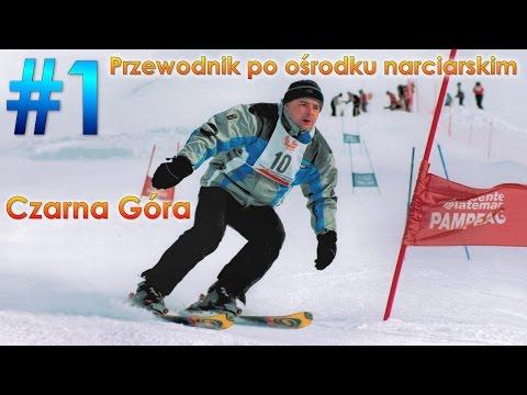 #1 Narty VLOG - Przewodnik Narciarski Po Ośrodku Czarna Góra Sienna