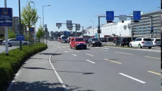 Feuerwehr Ebikon-Dierikon - Einsatzfahrt VW T5