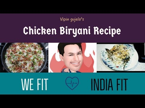 HYDERABADI CHICKEN DUM BIRYANI IN HINDI | CHICKEN BIRYANI | CHICKEN BIRYANI BANANE KA ASLI TAREKA