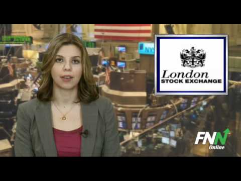 NASDAQ OMX Just Higher on Report London Stock Exchange May Be Eying Takeover