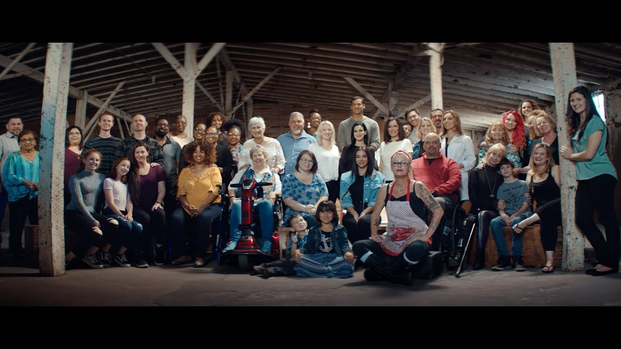 National MS Society – We Believe