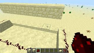 Minecraft - How to make a spread tnt cannon