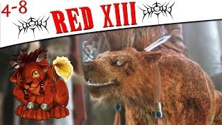 An In-Depth Look At Red XIII
