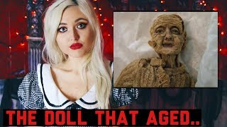 THE DOLL THAT AGED.. *SO CREEPY*
