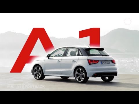 2012 Audi A1 Sportback Official [HD] (Option Auto News)