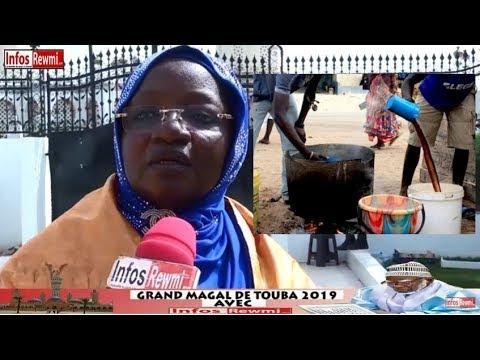 """Sokhna Isseu Mbacké (Ahlou Café gui) """"On a distribué des tonnes de café le jour du magal"""""""