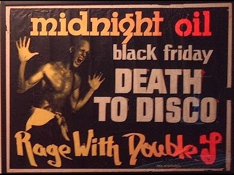 Midnight Oil - Live @ The Stagedoor Tavern, Sydney (NSW) Australia - April 13, 1979