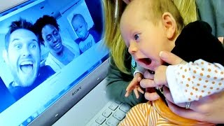 FUNNY FACES WITH THENIVENULLS + GIVEAWAY!
