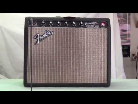 Fender Blackface Princeton Amp Fender Blackface Princeton