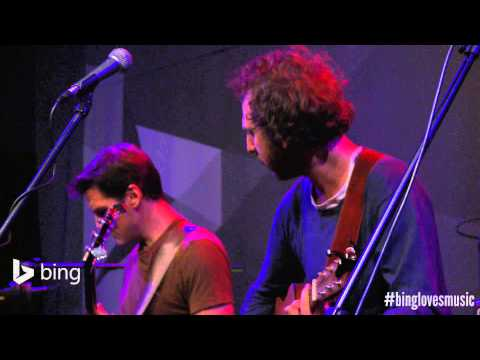 Guster - Lazy Love (Bing Lounge)