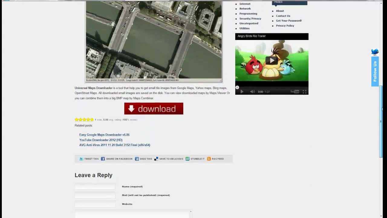 Download SoftOnPc Universal Maps Downloader v6.75 *NEW ...
