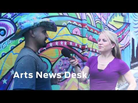 Houston Public Media | Arts & Culture | Behind the Scenes Promo