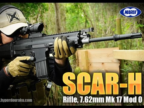 Review FN SCAR L e SCAR H  TM Airsoft Brasil