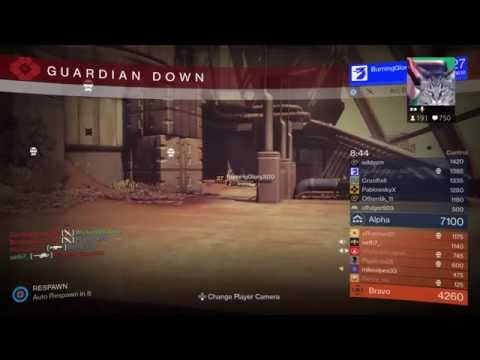 Showing my Pussy on Livestream - Destiny PvPness