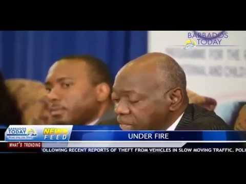 BARBADOS TODAY AFTERNOON UPDATE - October 21, 2015