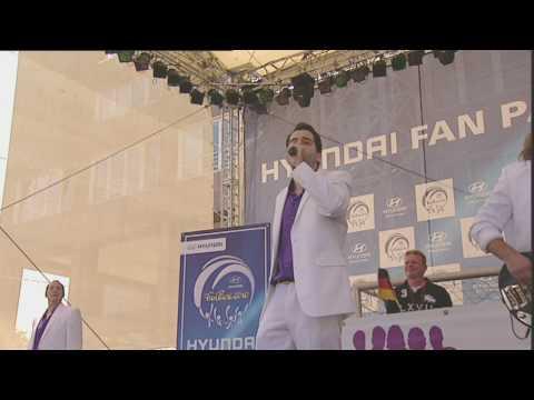 Schwarz Rot Gold in Afrika - WM-Song 2010 von Männer Ohne Nerven